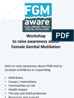 Fgm Training Presentation