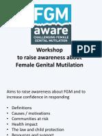 Fgm Training Presentation