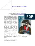Friedrich en Castellano - Documentos de Google
