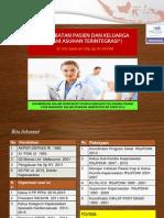 3.Keterlibatan Pasien & Keluarga Dlm Asuhan Terintegrasi - Rita Sekarsari