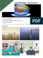 Changement Climat i Que