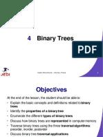 4 - Binary Trees