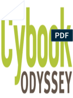 Cybook Odyssey Essential FrontLight2 User Manual Fr