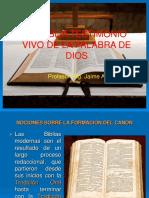 Biblia Canon