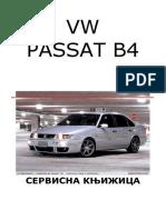 Servisna Knjizica Passat
