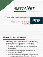 Rosetta Net