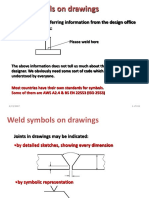 Welding Symbol En