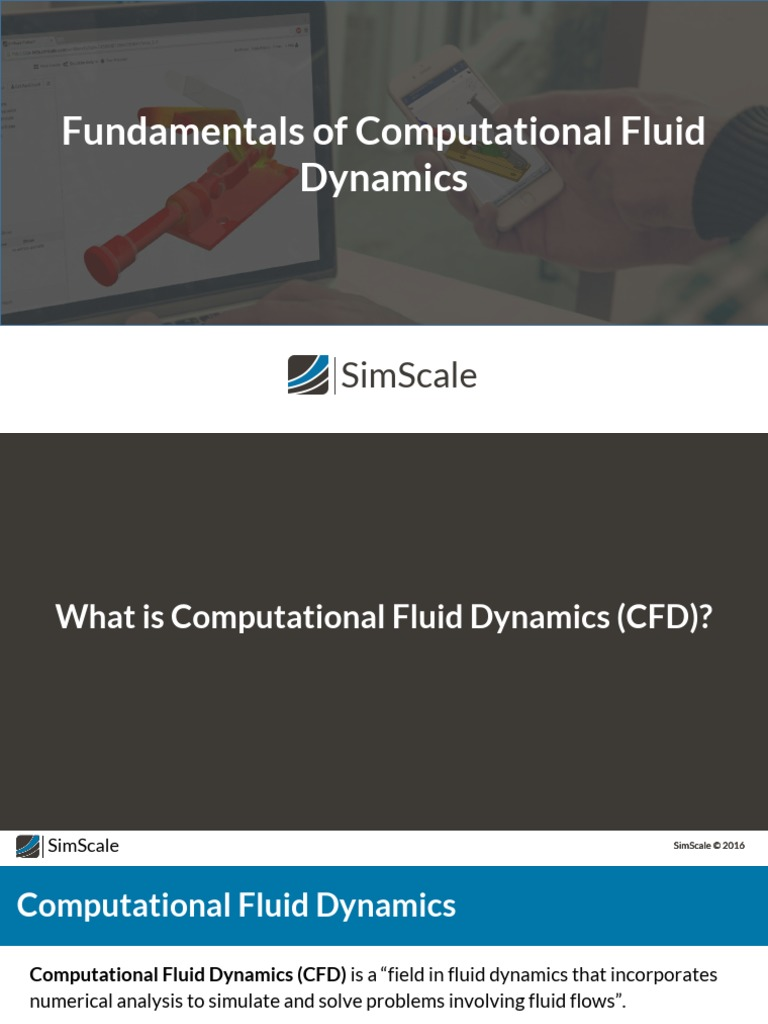Intro to CAE] Fundamentals of CFD | Fluid Dynamics