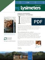 BuildingLysimeters_2007