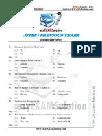 JSTSE_Chemistry_2011_ezyexamsolution.com.pdf