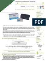 SOTA Water Ozonator WOZ5- Oxygenated Purified Water - Volta Health Products