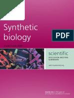 Synthtic Biol