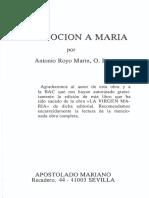 Antonio Royo Marin_OP_La Devocion a Maria