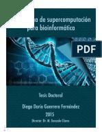 Plataforma de Supercomputación Para Bioinformática