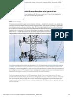 El Precio de La Electricidad Alcanza El Máximo en Lo Que Va de Año _ Economía _ EL PAÍS