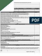 IT Declaration Form 2016-17