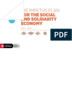 The Impetus Plan for the Social and Solidarity Economy