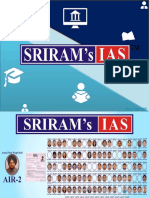 SRIRAM'S IAS - Best IAS Coaching