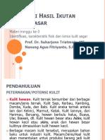 Minggu-3, Identifikasi, karakteristik fisik dan kimia kulit.ppsx