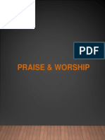 Praise and Worship (Sept.3.20170