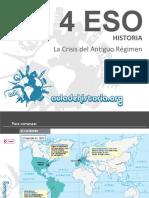 04.1 Adh4eso España Crisis Del Antiguo Regimen