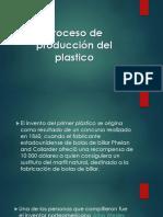 Proceso de Producción Del Plastico