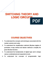 Switching Theory and Logic Circuits