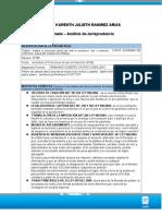 Formato Analisis Jurisprudencia GUÍAS