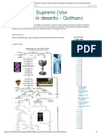 Gli Arcani Supremi (Vox Clamantis in Deserto - Gothian)_ Albero Genealogico Del Sangue Reale Da Davide Fino Ad Artù