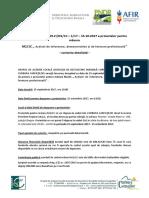Apel de Selectie 1_1C Actiuni de Informare, Demonstrative Și de Formare Profesională