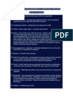 Terminologia Trovadoresca e Artifícios Poéticos