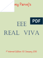 Rony Parve's EEE Real Viva -1st Internet Edition