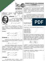 Química - Pré-Vestibular Impacto - Lei da Radioatividade I (2ª lei)