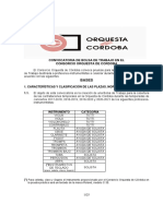 Bases Bolsa de Trabajo Orquesta 2017