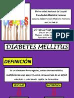 Diabetes Mellitus Clase