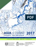 CUADERNO_Agua+Ciudad 2017