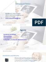Ultrasound Basics Webinar Slides