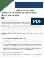A construção retórica da narrativa impessoal da comunidade discursiva jurídica.pdf