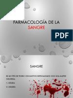 Farmalologia de La Sangre 2