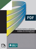 Guia Para Arquitetos - Aplicação Da NBR15575