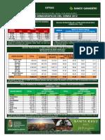 CIFRAS 260 Datos Demograficos Censo 2012