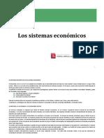 El Sistema Económico.