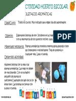 Ficha Actividad Bolsitas de Aromc3a1ticas Logo Lhac