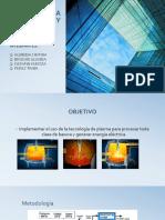 Tecnología de Plasma y Residuos Sólidos