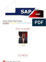Creating an ODATA Service for Smart Tables Part 1 _ SAP