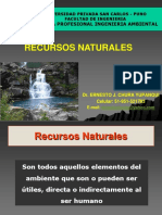 Tema 1 Recursos Naturales