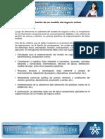 Implementación de Un Modelo de Negocio Online_revisado