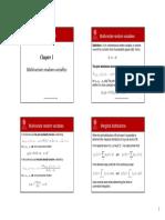 Ch 1 Multivariate Random Variables
