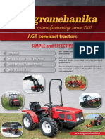 Agt Tractor Broshure English En