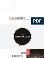 Junior Studio Lighting Design Presentation